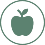 Eat Well Icon colour