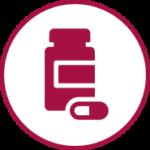 Medication icon colour